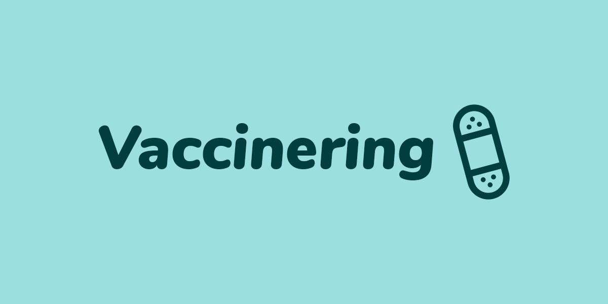 Jobbex Omsorg | Nu inleds vaccineringen
